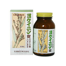 肌アレ、いぼに効く漢方生薬「ヨクイニン錠 300錠(第3類医薬品)」4987457172343