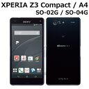 【未使用品】docomo XPERIA Z3 Compact...