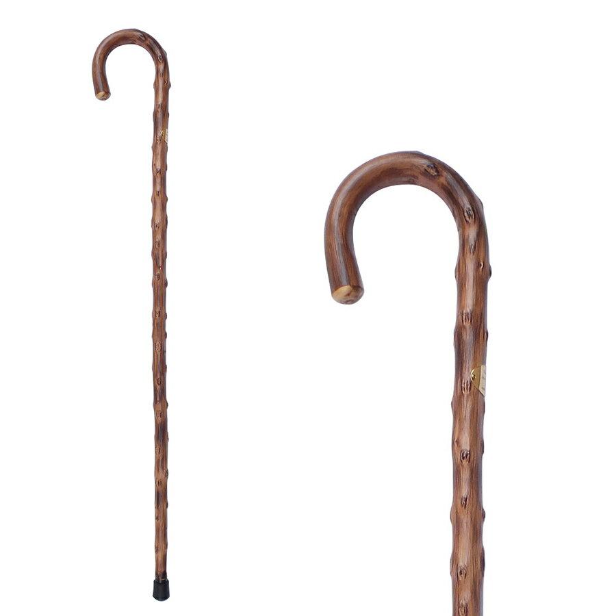 ステッキ杖土屋産業コンゴ大曲ステッキBL472送料無料福祉・介護歩行関連用品ステッキ・杖