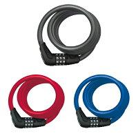 ABUS アバス STAR 4508/150 COMBO 1500mm スター ケーブル ダイヤル式 ケーブルロック 鍵の画像