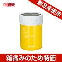 サーモス 保冷缶ホルダー イエロー JCB-351 Y 350ml 4580244696024 真空断熱 ドリンククーラー THERMOS