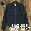 デウスエクスマキナ Elias Quilted Bomber...