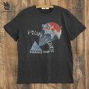 JUNK FOOD ジャンクフード メンズ Tシャツ Pink Floyd ピンクフロイド Animals Tour