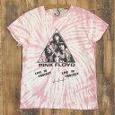 JUNK FOOD ジャンクフード レディース 絞り染め Tシャツ PinkFloyd ピンクフロイド