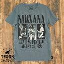 TRUNK LTD ( トランクショー ): NIRVANA ニルヴァーナ :メンズ Tシャツ