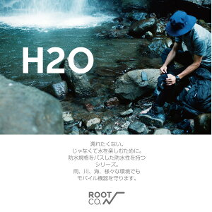 [iPhone7専用]ROOTCO.H2OWater&ShockProofHardShell./IP68/iPhone7
