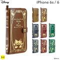 iPhone6 iPhone6s アイフォン6s ケース ディズニー Old Book Case【 スマホケース 手帳型 iPhone6s ...