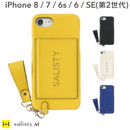 <strong>iphone</strong>8 iPhoneSE 第2世代 se2 <strong>iphone</strong>7 <strong>iphone</strong>6s <strong>iphone</strong>6 salisty サリスティ M パンチングロゴ ハード<strong>ケース</strong>【 <strong>背面</strong> カードポケット 定期 かわいい おしゃれ ブランド 女性 アイフォン8 <strong>iphone</strong> ハードカバー ミラー 鏡 <strong>カード収納</strong> <strong>ストラップ</strong> 付き アイフォン 8 7 6s 】