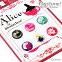 アリス ホームボタン シール iphone