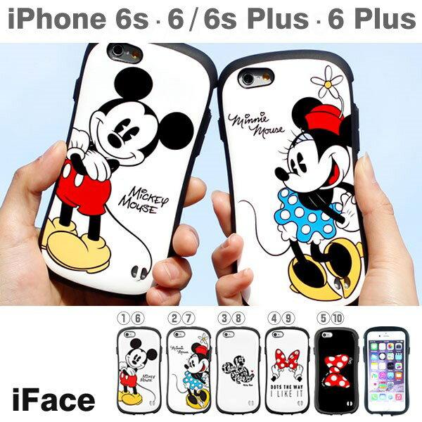 iPhone6s iPhone6sPlus ディズニー iFace