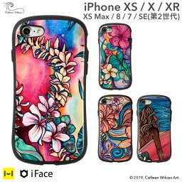 iFace iphone7 iphone8 ケース コリーンウィ<strong>ルコック</strong>ス Colleen Wilcox iFace First Class 【 スマホケース アイフェイス アイフォン8ケース ハワイアン ハワイ アイフォン7 アイフォン8 耐衝撃 ハードケース 花柄 iphoneケース 】