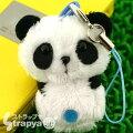 「ぼく、ぱんだっち。」パンダちゃん携帯ストラップ
