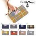 invite.L Harris Tweeds CLUTCH ハリスツイード クラッチバッグ【RCP】
