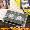 【予約】あの頃君は若かった・・・懐かしのミニチュアカセットテープ携帯ストラップ(スタンダード)GP-46【1月下旬頃入荷予定】