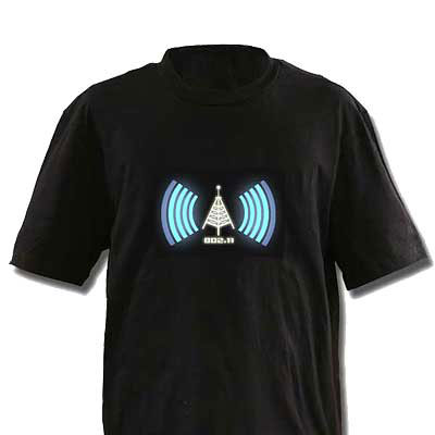 Wi-Fi Detector Tシャツ