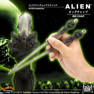 Or eat in the cold Soba with your chopsticks! Of the movie alien, ゲログロ figure chopsticks ★ announcing (CHAP)