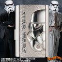 [the about the end of June arrival] [postage 350 yen] the STAR WARS ☆ Star Wars card case second! (soft-headed storm true) [the business card case that an original arranged that soldier of popular empire storm true gone mask with a half solid!] A feeling of weight of 147g! 】