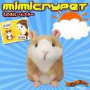 [stock ant] mimicry hamster MimicryPet  (caramel brown) [27% OFF] [popular among birthday present &amp; gifts in Father's Day] [point 10 times sale 10P17May13] [15-May]