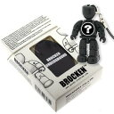 【在庫アリ!】ブロッケン・アンダーグラウンド携帯ストラップ(ブラック)