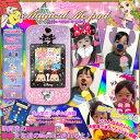ディズニーキャラクターズ Magical MePod パープル&ピンク