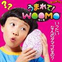 【 おまけ ウーモミニ付 】 うまれて! ウーモ キララメガーデン ピンク&パープル