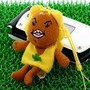 【おでんくん】携帯パペットクリーナー(ガングロ)OD644224-085