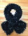 リッチモア ムフローネで編む棒針あみ 棒針編みマフラーの編み...