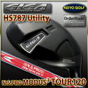 イオンスポーツ GIGA(ギガ)  HS787UT / N.S.PRO MODUS3 Tour120 ユーティリティ