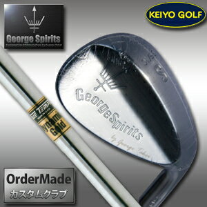 ジョージスピリッツ GS Forged wedge ( shaft dynamic gold )