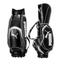 【2008年モデル】プーマゴルフ(puma golf)ツアープロフェッショナルキャディーバック(ブラック)65546