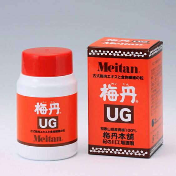 梅丹本舗梅丹UG(ユージー)小(粒タイプ)75g