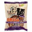 【創健社】お湯かけ麺 鳥南ばん味そば 71g