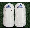 バイオガードCG-Xシンガード ホワイト 【adidas|アディダス】サッカーフットサルアクセサリーレガースn4061-112907