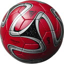 2014 FIFA ワールドカップ ブラジル大会 4号球 ブラズーカ グライダー レッド×ブラック 【adidas|アディダス】サッカーボール4号球as494rbk