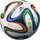 2014 FIFA ワールドカップ ブラジル大会 レプリカフットサルボール 3号球 ブラズーカ フットサル 【adidas|アディダス】フットサルボールasf390