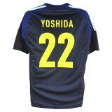 日本代表 コンフェデレーションカップ 2013 限定マーキング 半袖レプリカユニフォーム 22.吉田麻也 【adidas アディダス】サッカー日本代表ウェアーdj122-22-yoshida-c