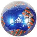エレホタ キッズ ブルー 【adidas|アディダス】サッカーボール4号球af4100b