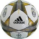 ユベントス 15-16 フィナーレ キャピターノ ミニボール 【adidas アディダス】サッカーボール1号球afm1402ju
