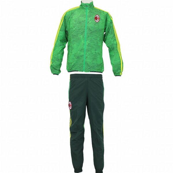 ACミラン 15-16 UCL プレゼンテーションスーツ 【adidas|アディダス】クラブチームウェアーgyp43-s20686