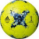クラサバ グライダー イエロー 【adidas|アディダス】サッカーボール4号球af4204yb