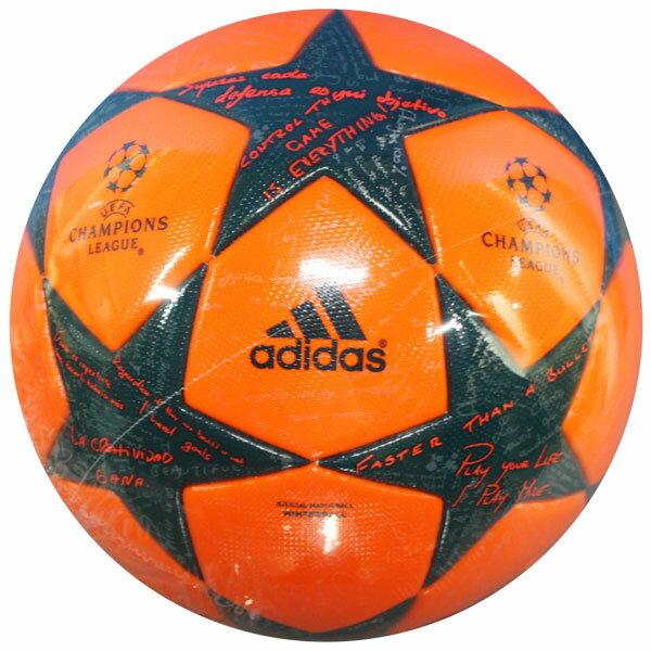UEFAチャンピオンズリーグ 2016-2017 グループリーグ大会 試合球 フィナーレ レッド 【adidas|アディダス】サッカーボール5号球af5400wgr