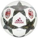 ACミラン 16-17 フィナーレ キャピターノ 【adidas|アディダス】サッカーボール5号球af5403ac