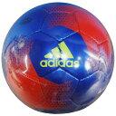 エース フットサル ブルー×レッド 【adidas|アディダス】フットサルボール3号球aff3612br