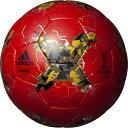 クラサバ フットサル レッド 【adidas|アディダス】フットサルボール4号球aff4201r