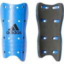メタルシンガード 2 ブルー×カレッジネイビー 【adidas|アディダス】サッカーフットサルレガースkar44-br1392