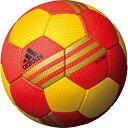 日本オリジナル フットボール レッド×イエロー 【adidas アディダス】サッカーボール4号球af4625ry