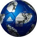 テルスター 18 試合球レプリカ キッズ ブルー 【adidas|アディダス】サッカーボール