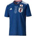 ジュニア アディダス サッカー日本代表 メモリアル ホーム レプリカユニフォーム 半袖