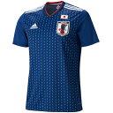 アディダス サッカー日本代表 2018 ホーム レプリカユニフォー...