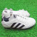 ファルカススーパーワイドLE TRX HG ホワイト×ブラック 【adidas|アディダス】サッカースパイク
